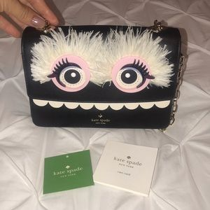 Kate Spade imagination monster bag